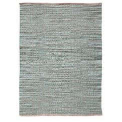 Zola Aqua | Handwoven Flat Weave Rug | Various Sizes