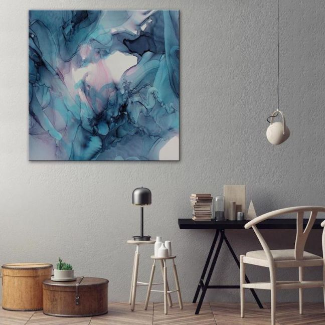 24 Part 2 | Canvas Print by United Interiors