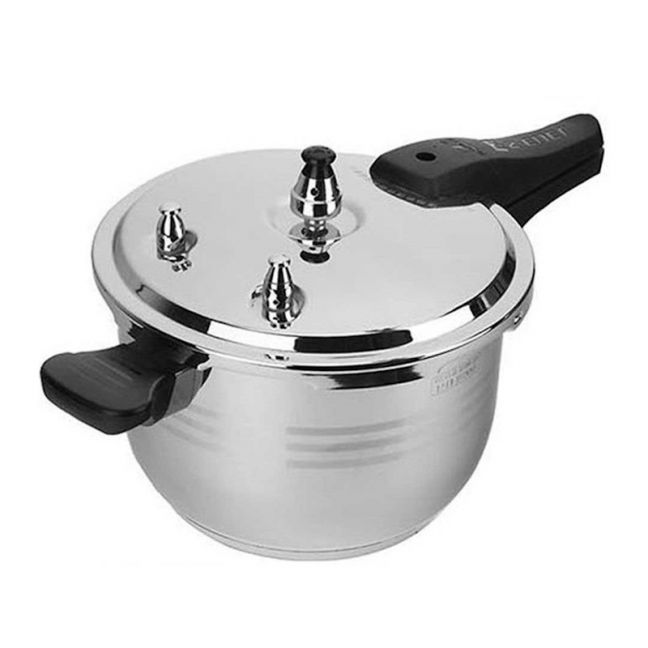 4L Stainless Steel Pressure Cooker