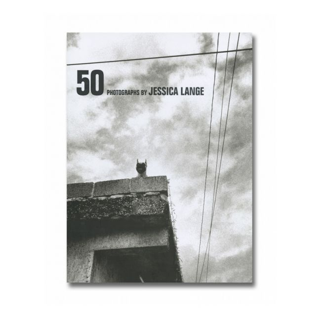 50 Photographs by Jessica Lange   Coffee Table Book