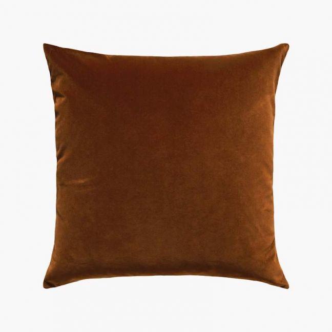 Etro Square Cushion | Tobacco
