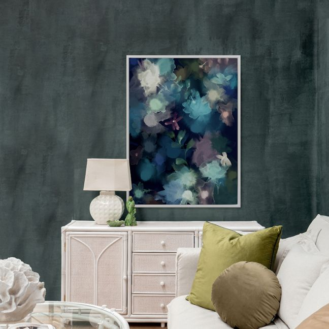 Forget Me Not | Canvas Print
