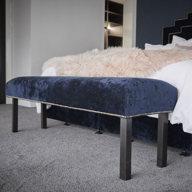 Footstools | Custom Made by BedsAhead | Various Sizes