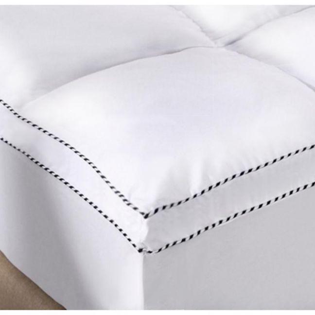 Royal Comfort Premium 1000GSM Bamboo Topper   Various Sizes