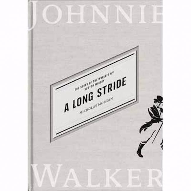 A Long Stride | Coffee Table Book