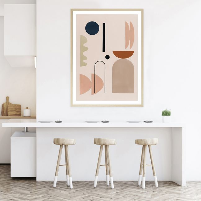 Abstract II Premium Art Print (Various Sizes)