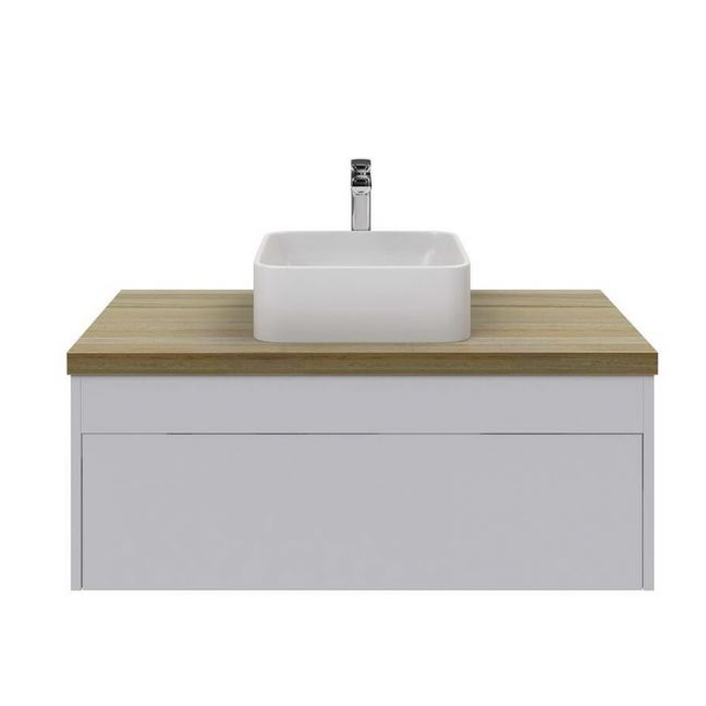 Acqua 900mm Wall Hung Vanity Unit | Reece