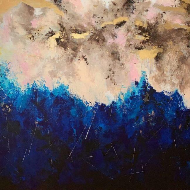 Adrift by Kristyna Dostalova | Ltd Edition Print | Art Lovers Australia