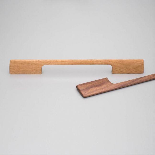 Aero Handle | Oak or Walnut