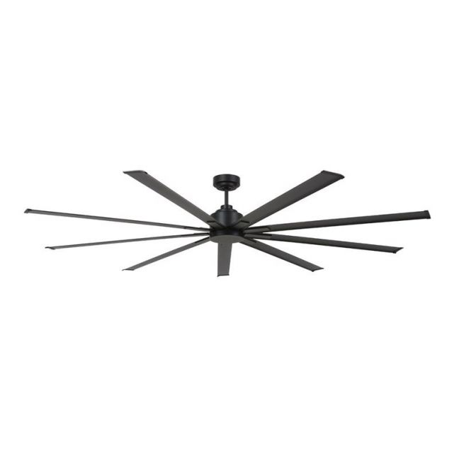Airfusion Resort 203cm DC Fan in Matte Black | By Beacon Lighting