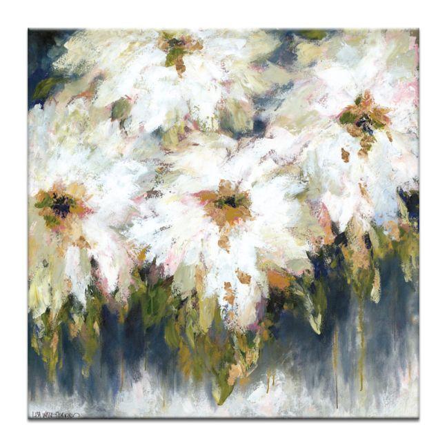 Almond Blossom Kiss | Lisa Wisse Robinson | Canvas or Print by Artist Lane