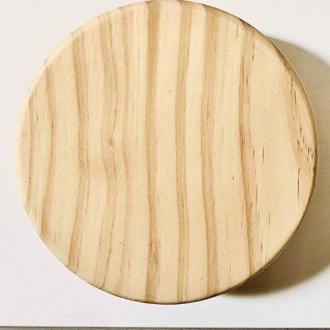 Alpha Pine Handle