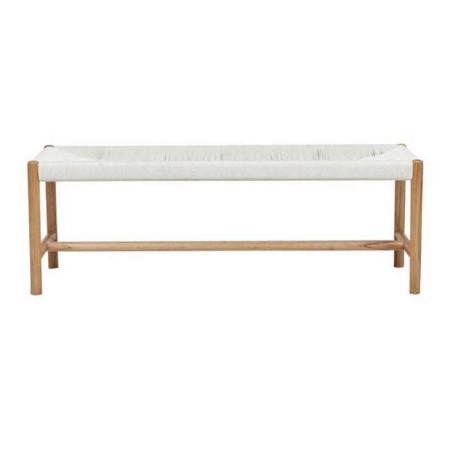 Anchor Bench Seat | White | Pre Order