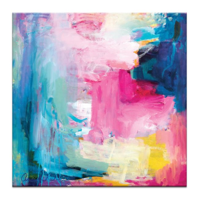 Angelina | Amira Rahim | Canvas or Print by Artist Lane