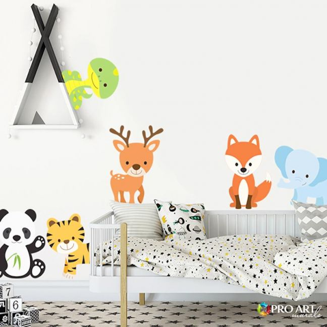 Animals Collection 1 | Wallpaper Cut Outs