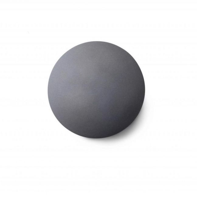 Anne Black Matte Knobs and Hooks | Grey | Various Sizes
