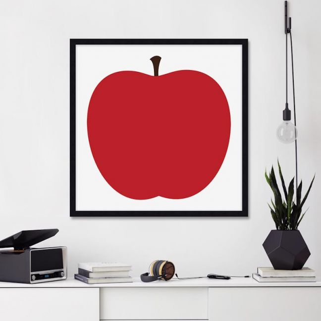 Apple | Unframed Art Print