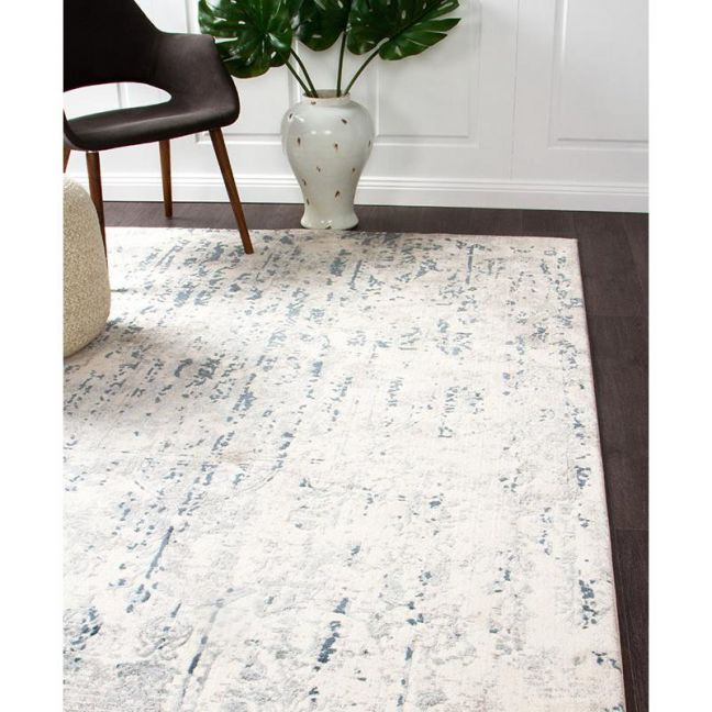 Apsley Rug | White by Rug Addiction - PREORDER ETA Early November 2020