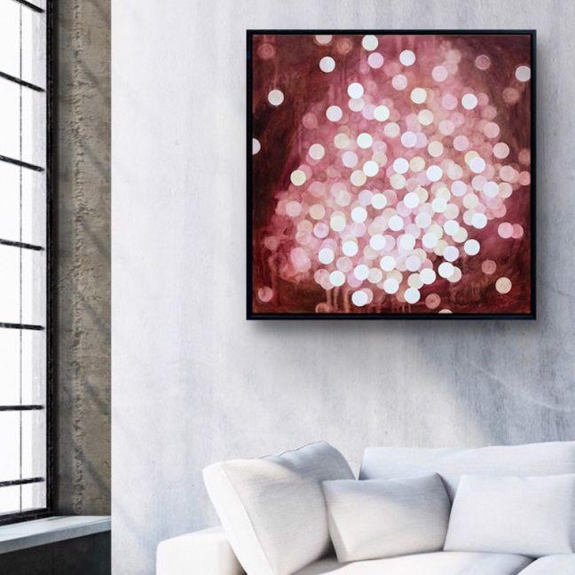 Aqueous Field   Coral Bloom VII by Jacquelyn Stephens   Ltd. Ed. Print   Art Lovers Australia