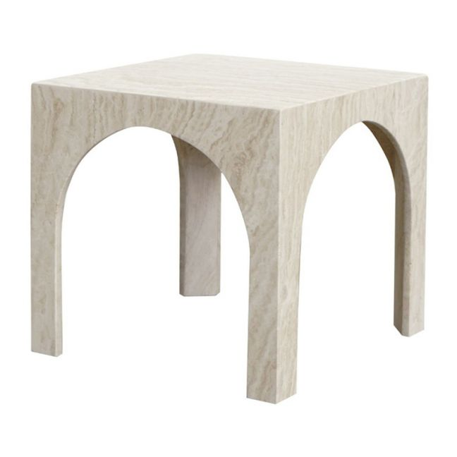 Arch Side Table   Trit House