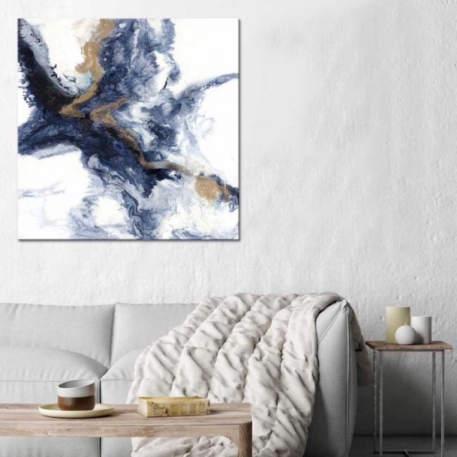 Art 2 | Canvas Print by United Interiors