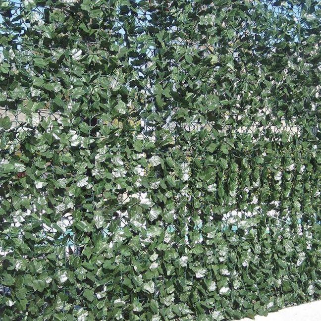 Artificial Ivy Leaf Hedging | Roll | 3m x 1m