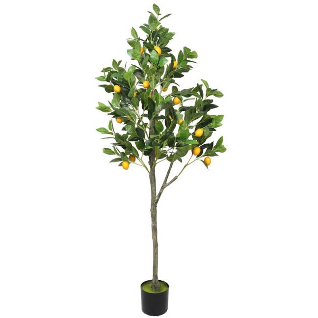 Artificial Lemon Tree | Potted | 150cm