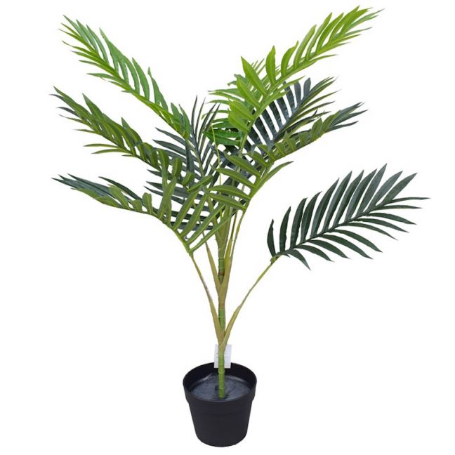 Artificial Potted Mountain Palm | 100cm