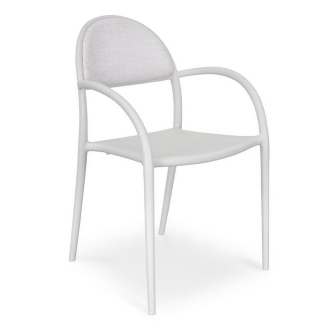 Ashley Dining Chair | White | Interior Secrets