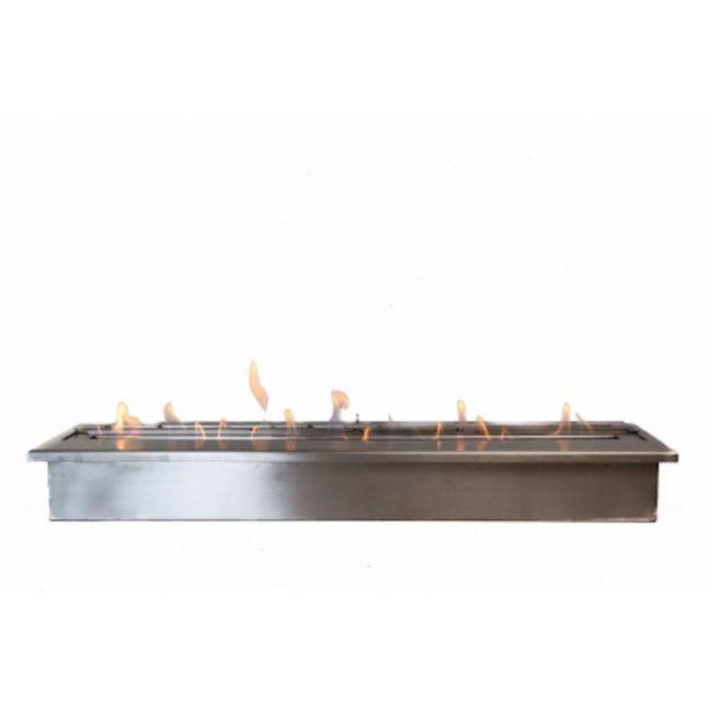 Ausflame Ethanol 900mm Insert - XL Stainless Steel Ethanol burner insert by Aussie Heatwave Outdoor
