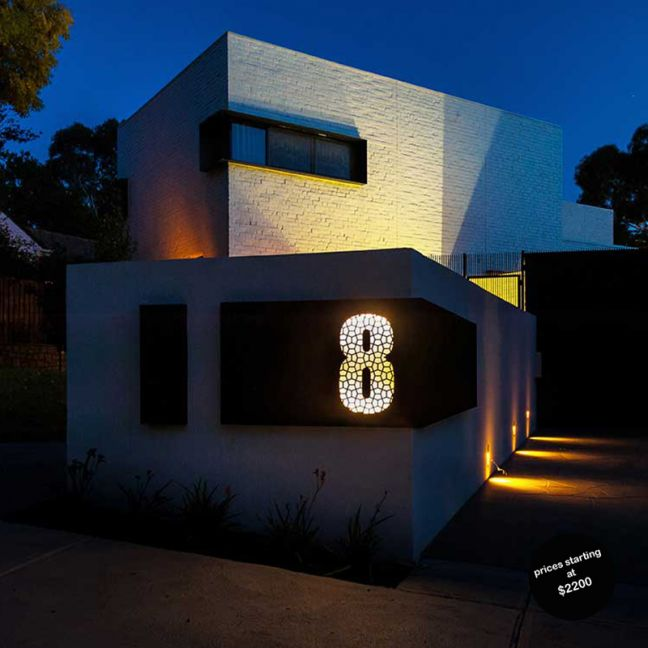 BALWYN Custom Letterbox | by Lump Sculpture Studio