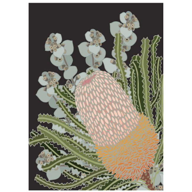 Banksia Beauty | Art Print