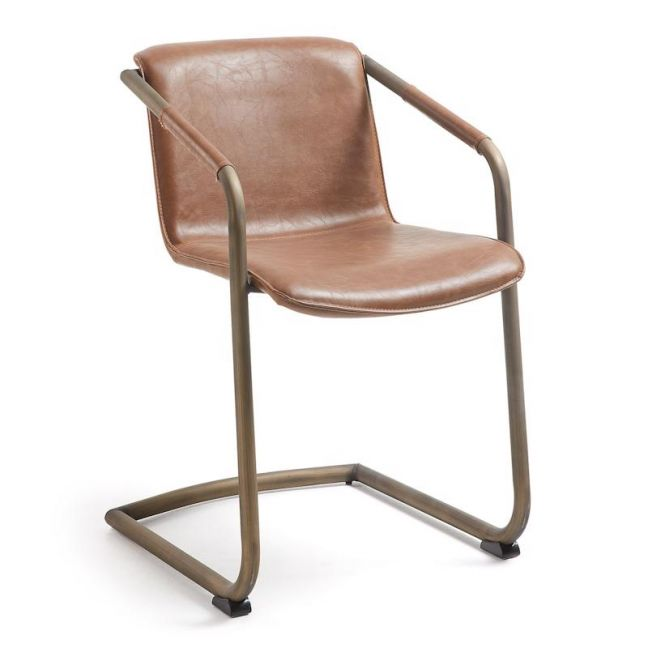 Bennett Dining Chair | Oxide Brown