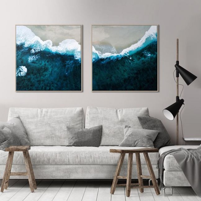 Big Blue 2   Print and Canvas by Photographers Lane