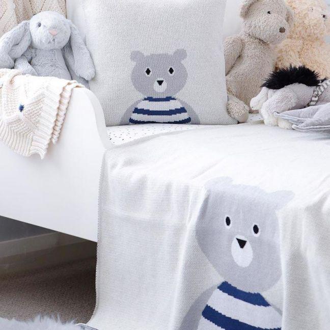 Big Teddy Cushion