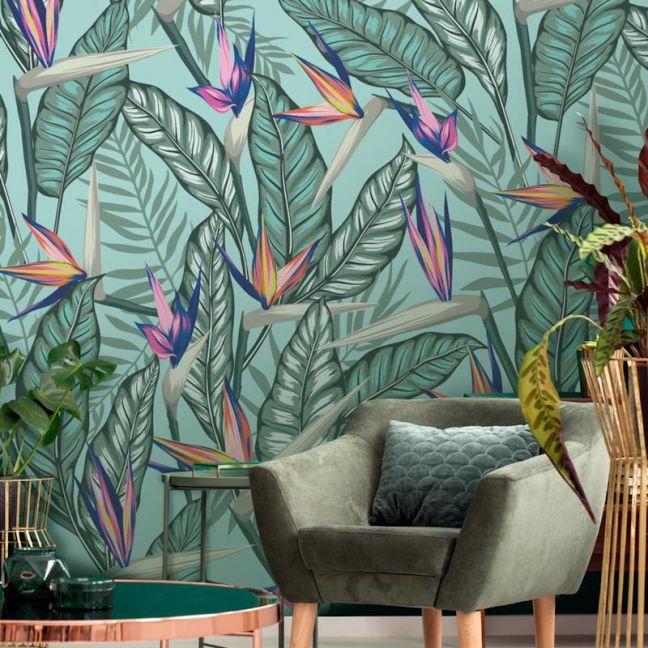 Birds of Paradise | Wallpaper