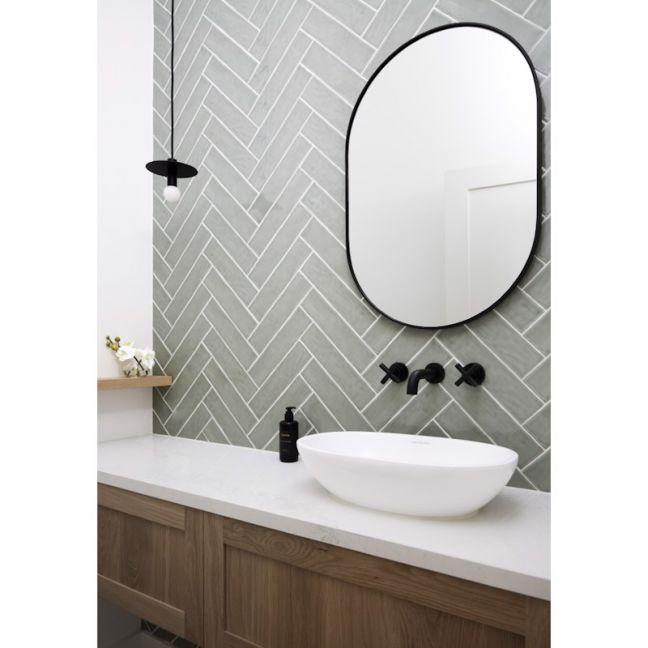Bjorn Oval Mirror   80 x 120 and 145 x 50 cm