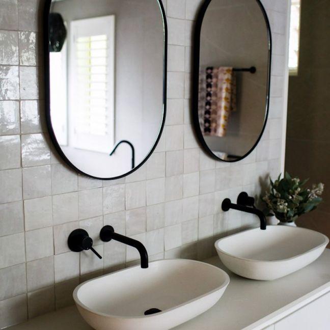 Bjorn Oval Mirror | 80 x 120 and 145 x 50 cm