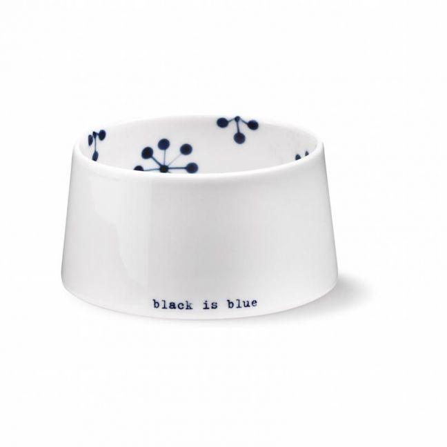 Black is Blue Sugar Bowl   By Anne Black