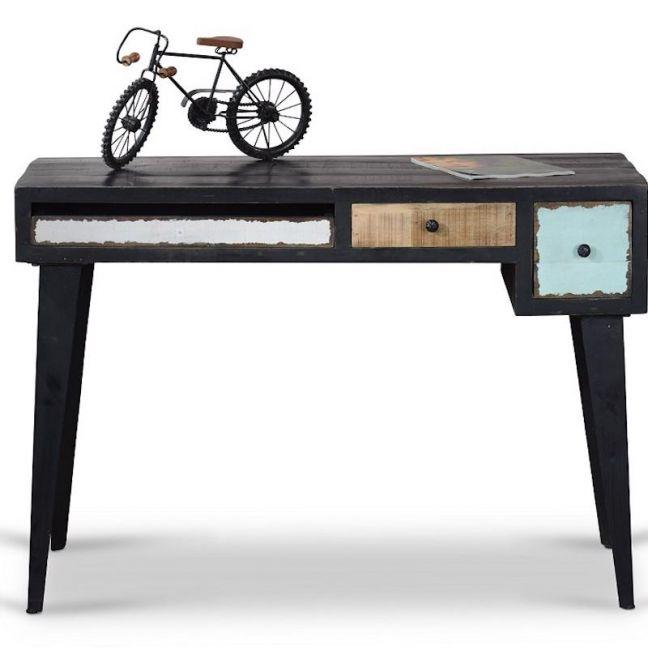 Bodhi Iron & Wood Desk / Console Table   Modern Furniture