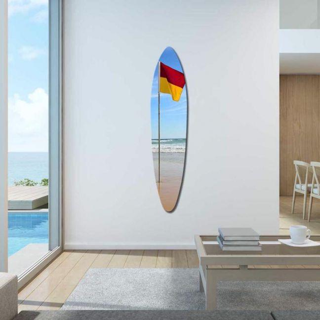 Bondi Waters   Acrylic Board By United Interiors