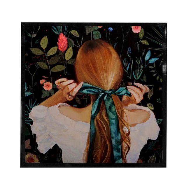 Bow Tie | Framed Art Print