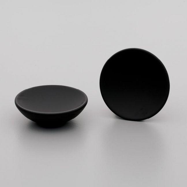 Bowl Knob | Black