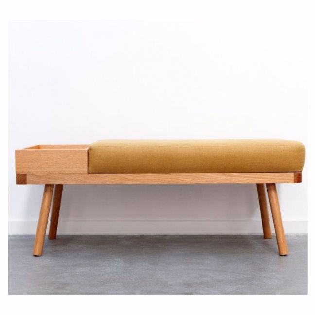 Box End Bench Seat | The Cullin Design