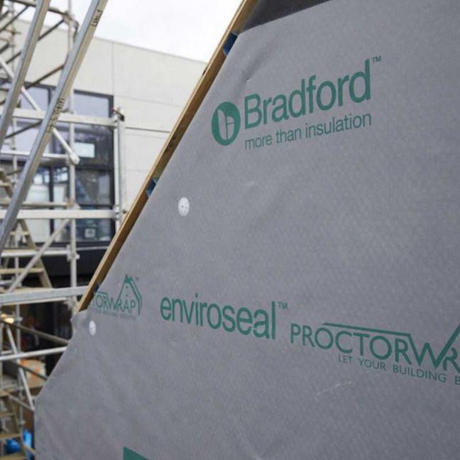 Bradford Enviroseal RW Wall Wrap