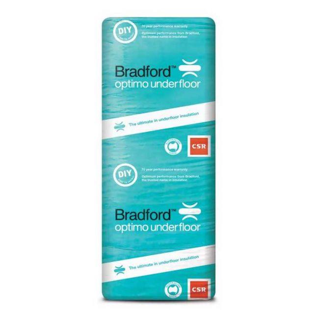 Bradford Optimo Underfloor Insulation R2.5