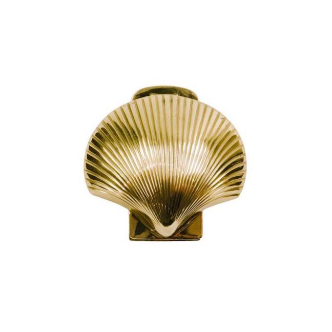 Brass Shell Door Knocker| OMG I WOULD LIKE