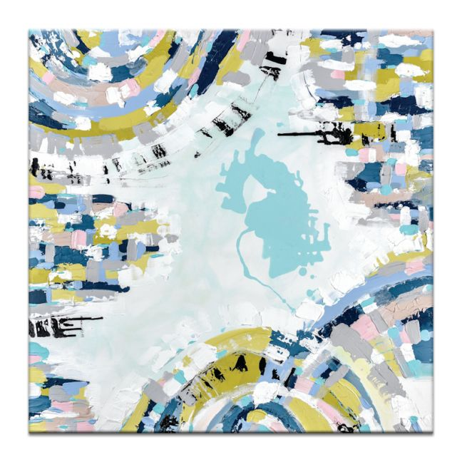 Brighton Spirit   Ani Ipradjian   Canvas or Print by Artist Lane