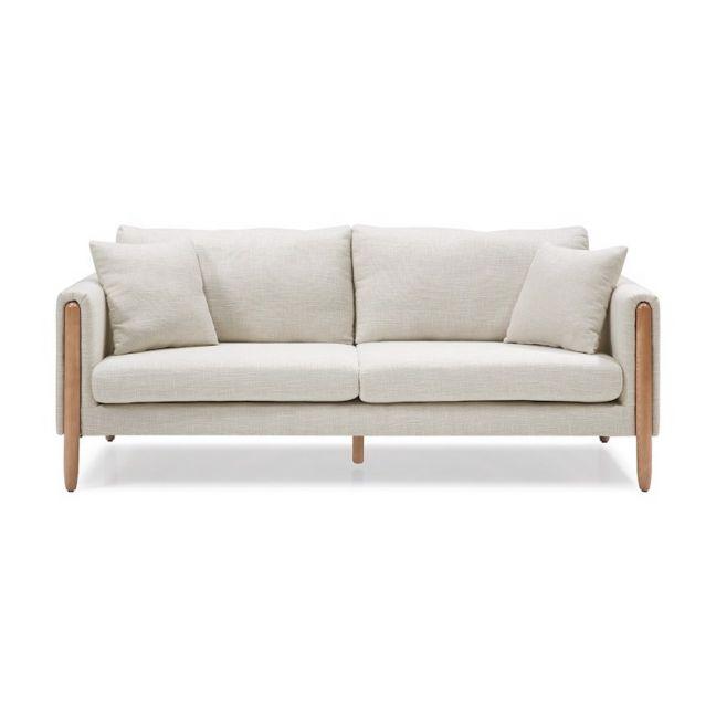 Bronte 3 Seater Fabric Sofa