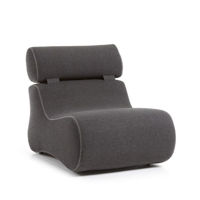 Bubble Armchair | Charcoal